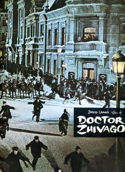 El Doctor Zhivago, Soria y Juan Echanove