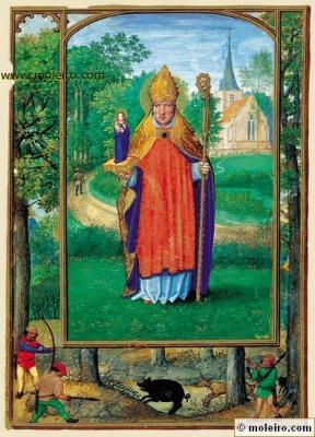 El señor obispo