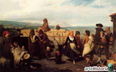 Una tarde en el Prado - y V
